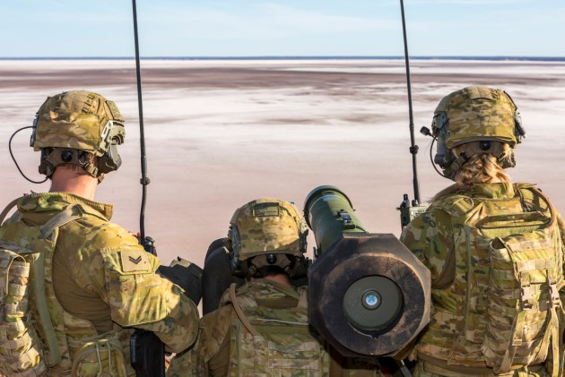 The ANAO has taken a bleak view of progress on Land 200. Credit: Defence