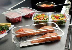 Linpac brings first fully recyclable rPET meat tray to