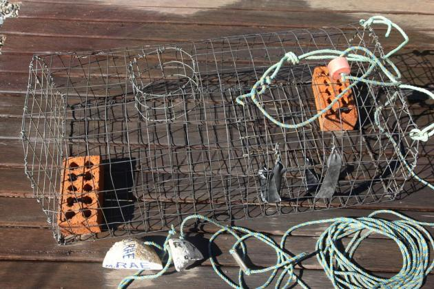 Anodes for Lobster Crayfish traps