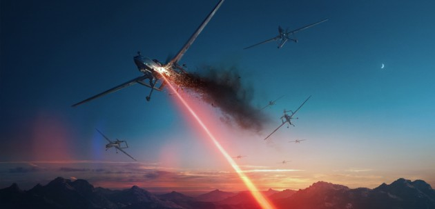 HELIOS combines the advantages of kinetic and non-kinetic counter-UAS solutions.