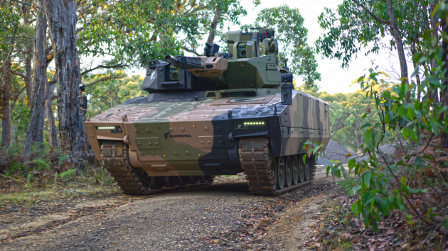 The Lynx IFV is currently undergoing a risk mitigation activity.