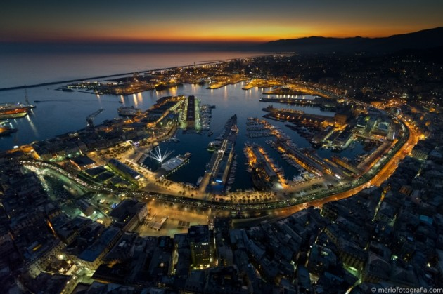 Genoa, Italy. City views. Photo merlofotografia.com.