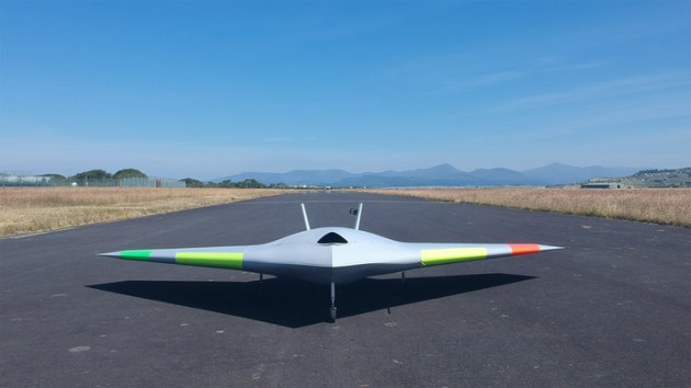 The technologies replace the UAV's moving parts with a 'blown-air' solution.