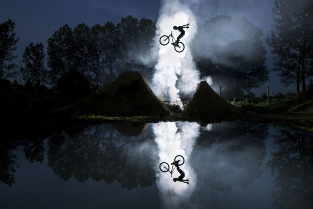 Category winner, Emerging by Red Bull Photography: Jean-Baptiste Liautard, France