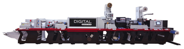 Mark Andy Digital Series hybrid press