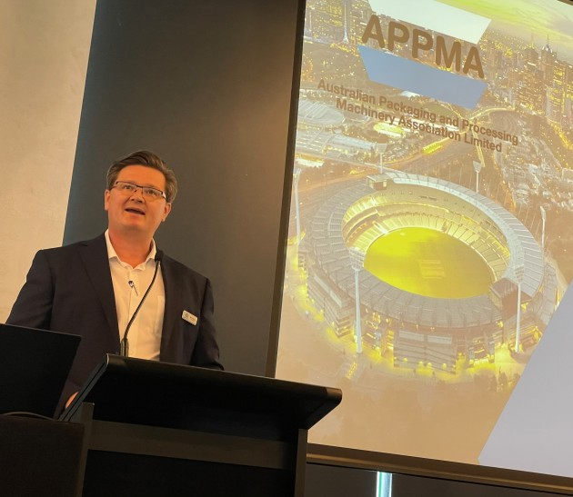 APPMA Chairman Mark Dingley was delighted to welcome members and guests and to fill them in on the association's plans for 2021 and beyond.