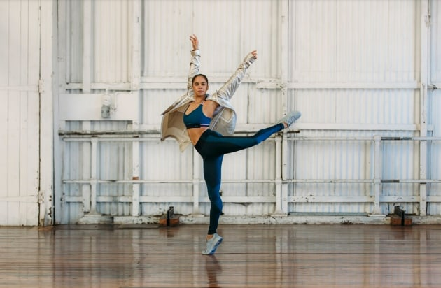 pivote Expulsar a Rechazo  Why Under Armour is bringing this ballerina to Sydney - Ragtrader