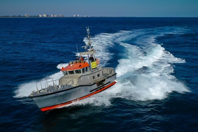 Birdon America will upgrade the US Coast Guard's 107 motor lifeboats. Credit: Birdon