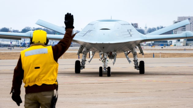 BAE Systems will provide vehicle management and identification systems for the MQ-25.