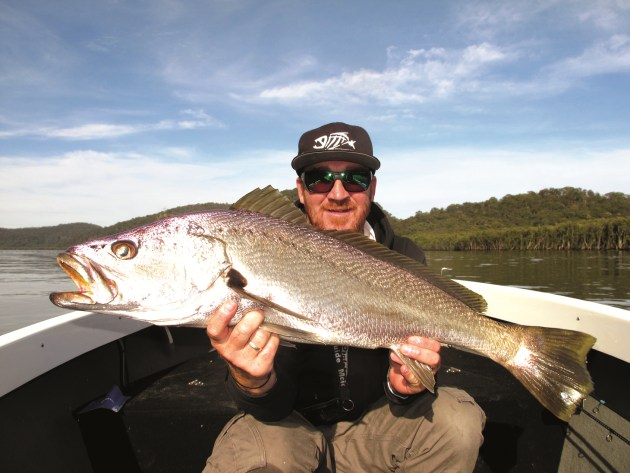 How to catch mulloway - Fishing World