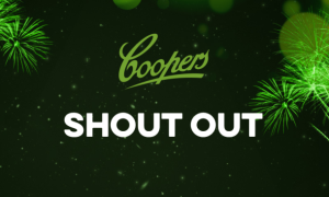 Coopers to shout a digital New Year's message - Food & Drink