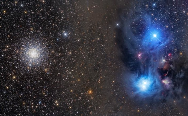 © 'Dark molecular cloud in corona australis' by Steven Mohr - Selected in the Stars & Nebulae category - Astronomy Photographer of the Year 2021
