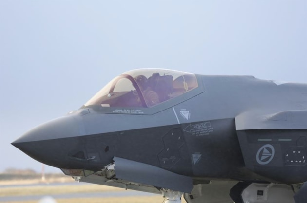 The agreement includes delivery of the F-35 rudders, Vertical Leading Edges and Main Landing Gear Closeout panels for more than 500 aircraft.