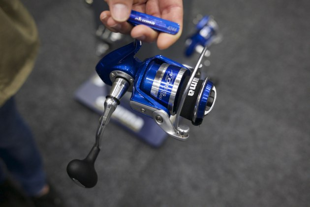 Top 5 spin reels from AFTA - Fishing World