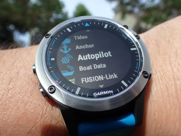 Garmin's quatix 5 marine smartwatch - Fishing World