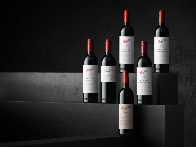 Treasury Wine Estates' Penfolds range is set to be hit hard by China's sanctions on Australian imports.