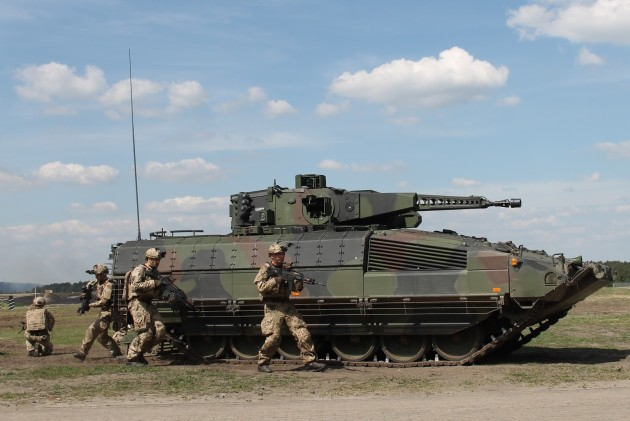 The Puma IFV will not contest Land 400 Phase 3. Credit: Rheinmetall