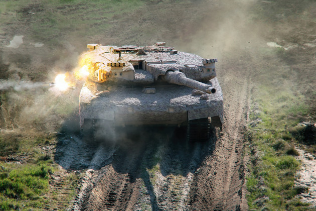 The StrikeShield APS has applications on a range of US Army vehicles.