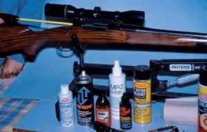 Rifle clean 1