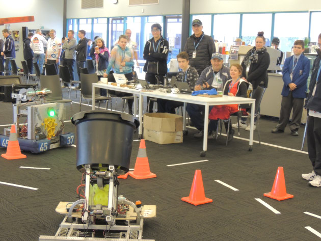 Students from three SA school participated in Robot Rumble, inspiring the next generation of STEM skilled people.