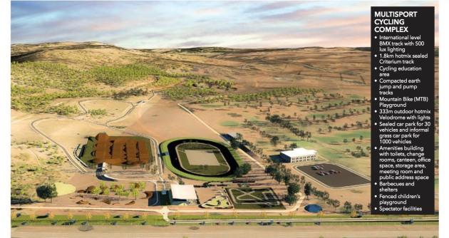 Major News: Wagga Wagga Council Announce Major Bike Park Facility