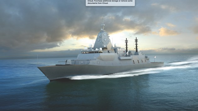 The two companies will bring combat and communications systems to address requirements outlined in the Hunter Class Frigate program.
