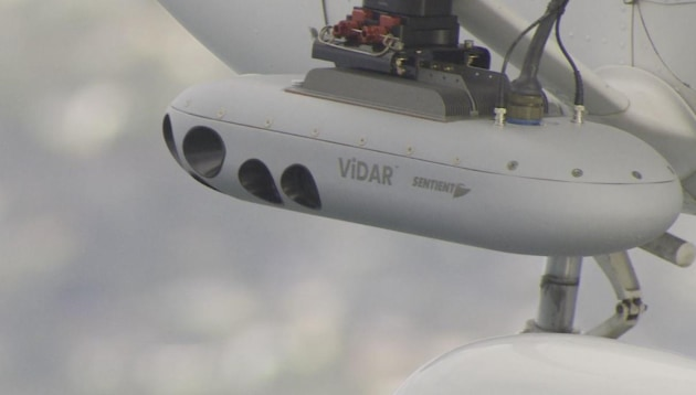 ViDAR has been integrated aboard many manned and unmanned, fixed-wing and rotary wing platforms since 2016. Supplied