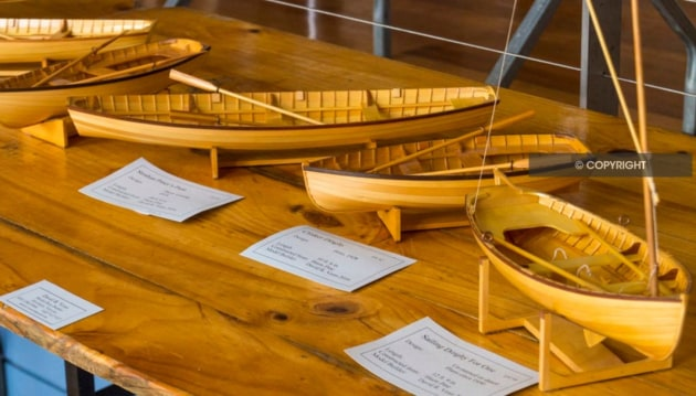 Model Boats Also On Display At Wooden Boat Festival Mysailingcomau