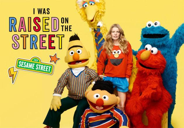 Haven partner with Peter Alexander for Sesame Street - Toy