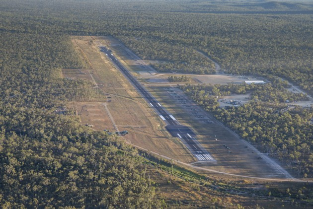 There will be opportunities for industry in the initial facilities and infrastructure construction on the expanded Shoalwater Bay training area. Defence