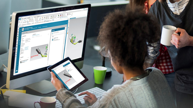 Siemens' Xcelerator software portfolio is widely used across industries including automotive, aerospace, shipbuilding and high-tech electronics. 