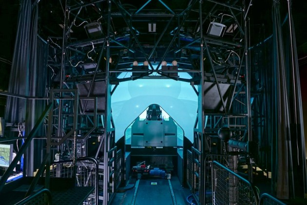 The software in the FMSims was upgraded to align with the latest Operational Flight Program.