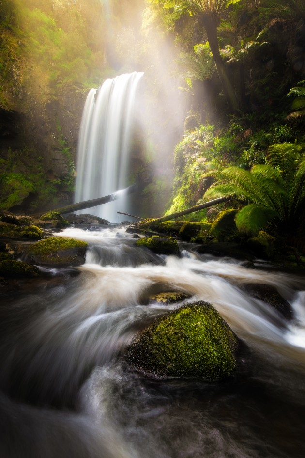 © Stephanie Vella - Hopetoun Falls