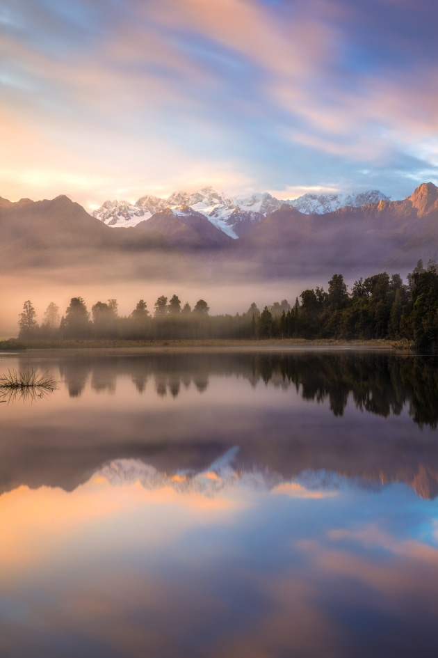 © Stephanie Vella - Lake Matheson