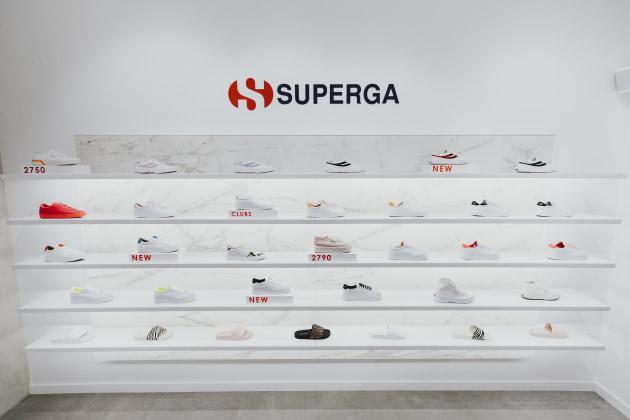 Superga reveals first Aussie store