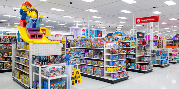 Target Us Revamps Toy Section Toy Amp Hobby Retailer