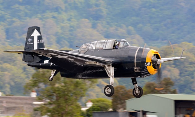 AWAL provides administration to all warbirds registered in the Limited category. (Steve Hitchen)