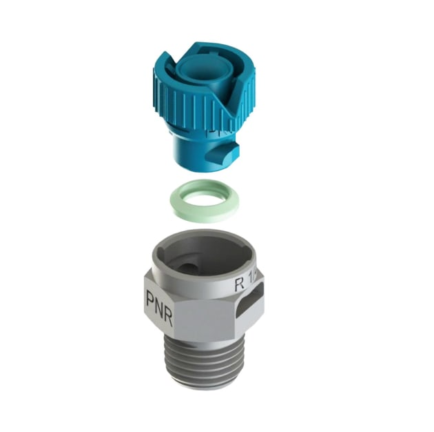 Tecpro Australia has introduced a new range of Mini Quick-Fit Nozzles, developed by Italian nozzle manufacturer PNR, to the region.