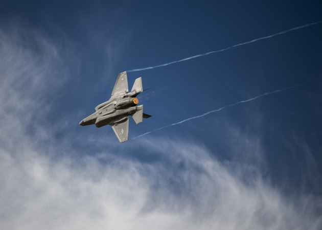 RNM aims to serve as a secondary source supplier for the F-35 Joint Strike Fighter program.