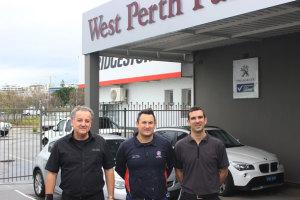 West Perth Panel & Paint, 2015 Best Boutique Shop, WA