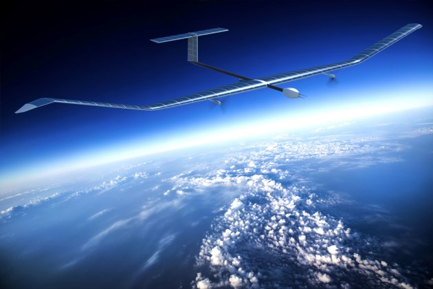 The Zephyr pseudo-satellite will undergo testing in WA. Airbus