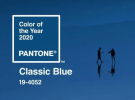 Pantone back to basics with 2020 Colour of Year