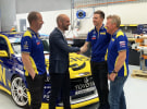 Ball & Doggett drives a racing bargain