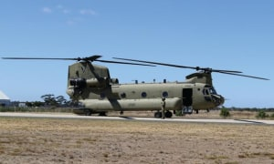Sustaining the Chinook