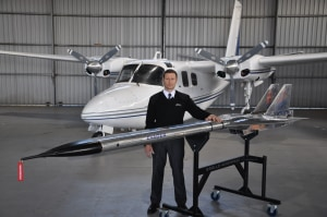 Australian company designs supersonic training missile