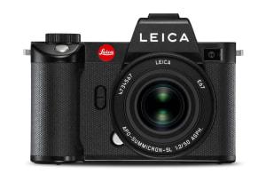Leica announces the SL2: 47MP full frame camera with IBIS