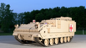 APV to export seatbelts for US armoured vehicles