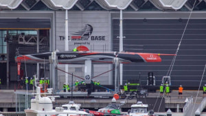 America's Cup: Team NZ reveal their new boat ahead of launch