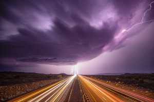 Wildest of weather: the winning shots from Storm Photos of the Year