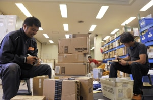 E-commerce packaging market surges